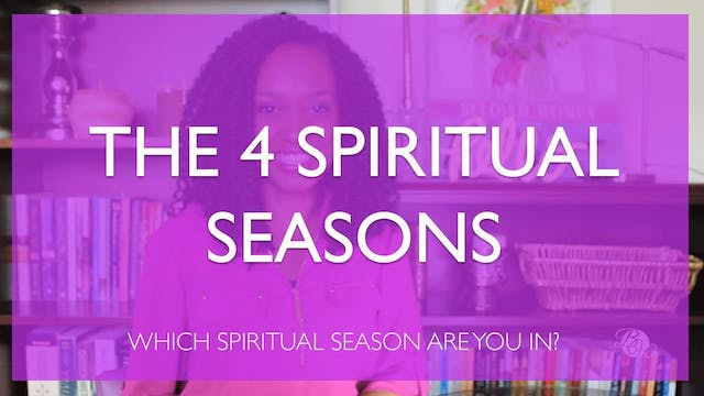 The 4 Spiritual Seasons: Which Spirit...