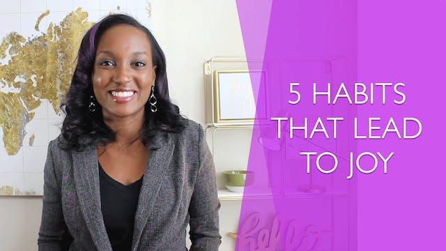 5 Biblical Habits that Cultivate a Li...