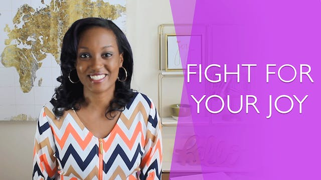 How to Fight for Your Joy [Relentless...