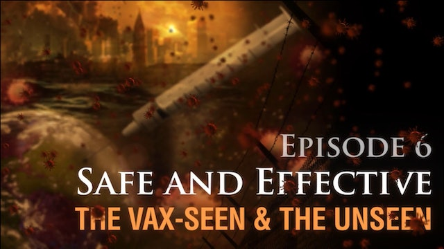 Safe and Effective: The Vax-seen and the Unseen, (video #6)