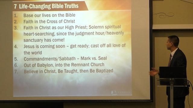 Bible Prophecy, 21 - The Unpardonable Sin