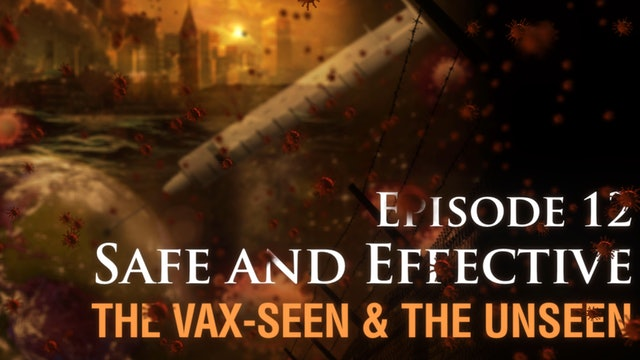 Safe and Effective: The Vax-seen and the Unseen (video #11)