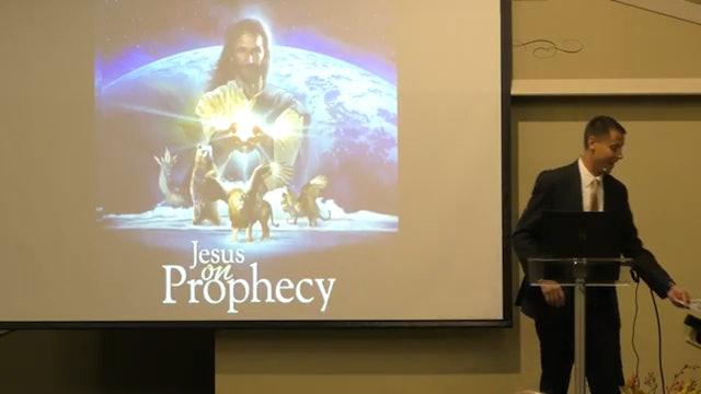 Bible Prophecy, 16 - Buried and Forgotten by God