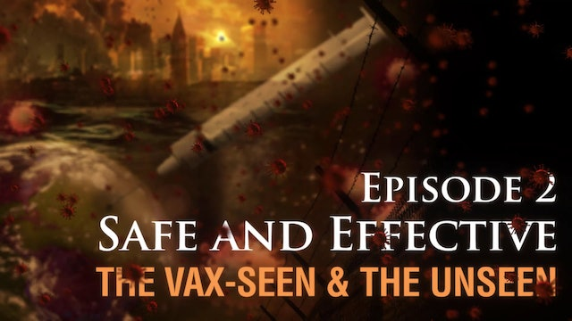Safe and Effective: The Vax-seen and the Unseen, (video #2)