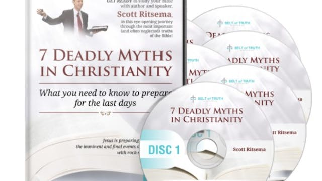 7 Deadly Myths in Christianity