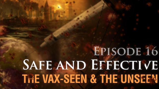 Safe and Effective: The Vax-seen and the Unseen, (video #16)