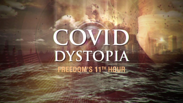 CovidDystopia UPDATE 14 Full length version interview Dr. Meehan Unmasked