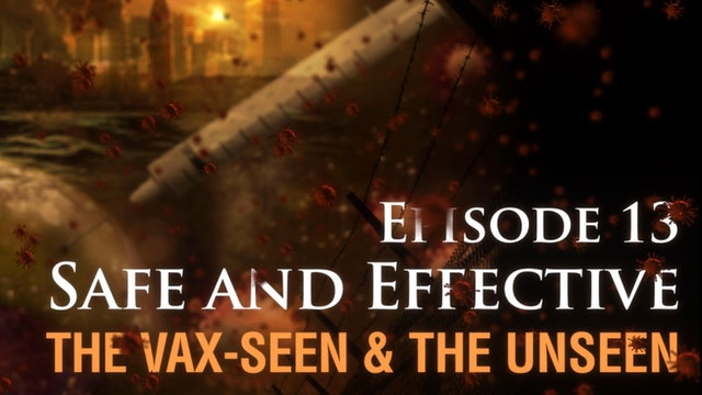 Safe and Effective: The Vax-seen and the Unseen, (video #13)