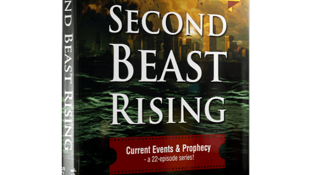 Second Beast Rising (Volumes 1, 2, and 3) Complete Series