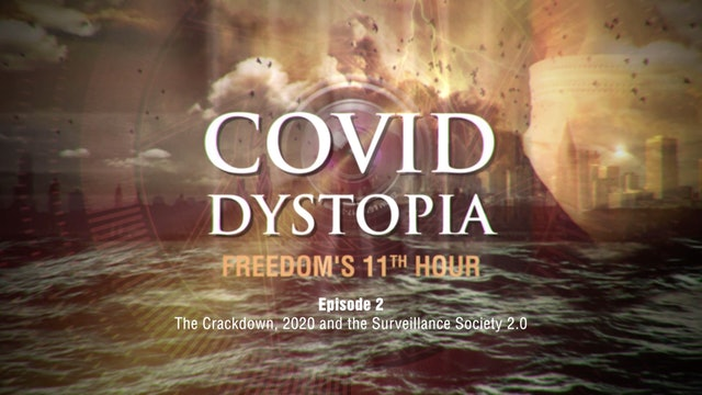 CovidDystopia, episode 2: The Crackdown 2020 and the Surveillance Society 2.0