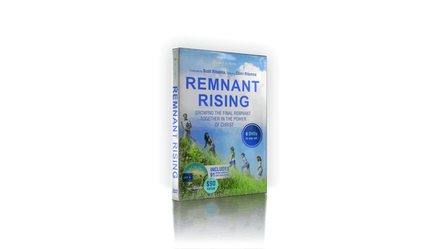 BRAND NEW: Remnant Rising (w/ Scott AND Cami Ritsema)