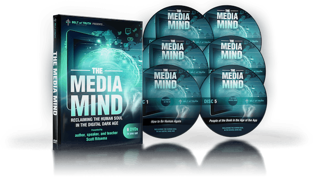 NEW RELEASE!! The Media Mind: Reclaiming the Human Soul in the Digital Dark Age