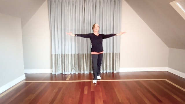 BeMoved® World Beat Fusion | Level Two with Sherry