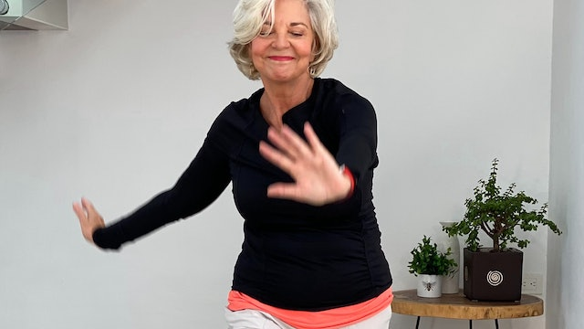 BeMoved® Steps That Swing | Express Level Three with Sherry
