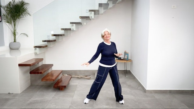BeMoved® Movin' & Groovin' | Level Two with Sherry