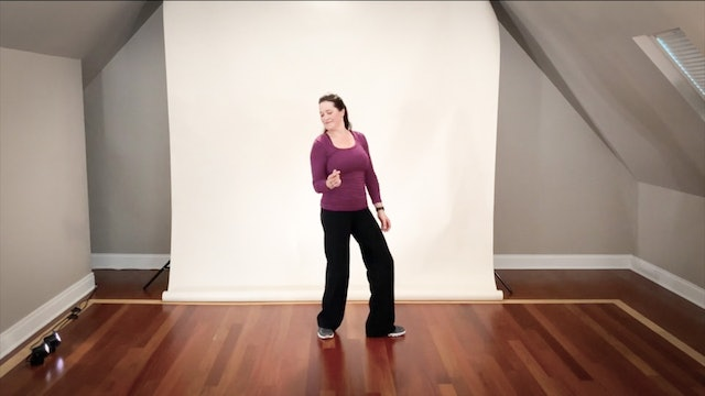 BeMoved®  Movin' and Groovin' | Level Three with Jennifer