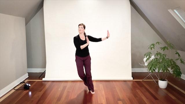 BeMoved® Wild, Cool, & Swingin | Level Three with Jennifer