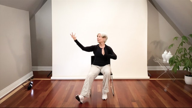 BeMoved® World Beat Fusion | Gentle BeMoved with Sherry