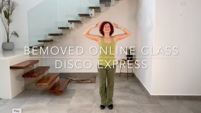 BeMoved® Disco | Express Level Two with Sarah