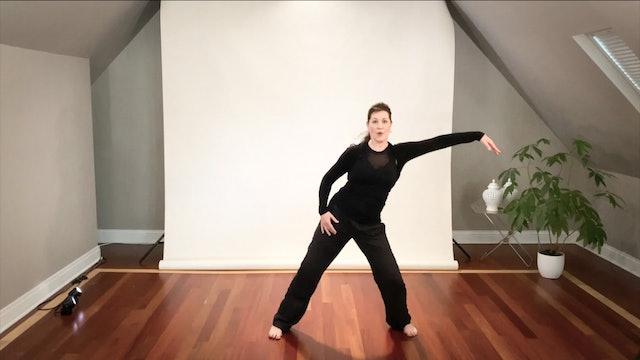 BeMoved® Latin Rhythms | Express Level Two with Jennifer