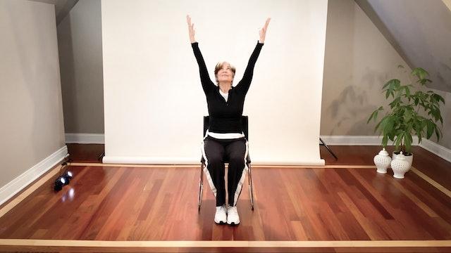 BeMoved® Back Up Singer Moves | Seated Gentle BeMoved