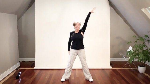 BeMoved® World Beat Fusion | Express Level Two with Sherry