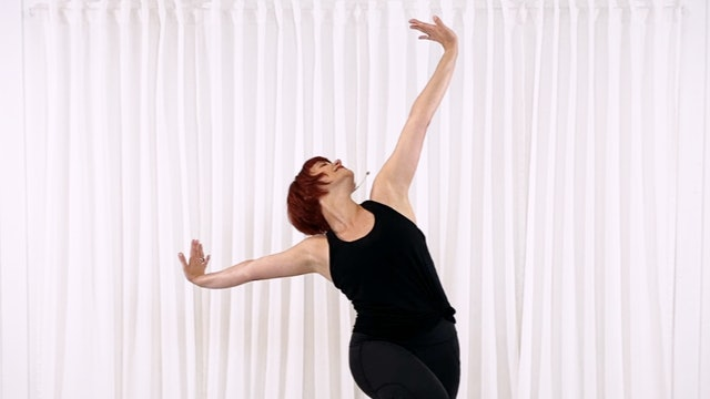 BeMoved® Theatrical Jazz | Level Three with Laura