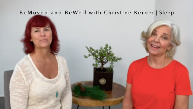 BeMoved & BeWell | with Christine Kerber
