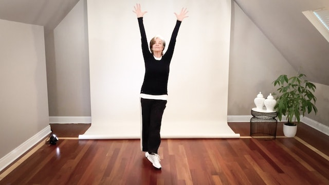 BeMoved® Wild, Cool, & Swingin' | Level One with Sherry