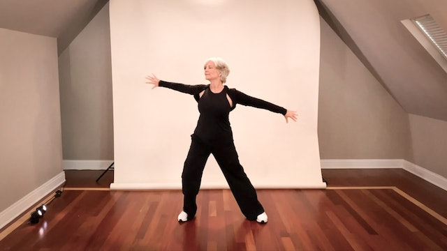 BeMoved Theatrical Jazz | Level Three with Sherry