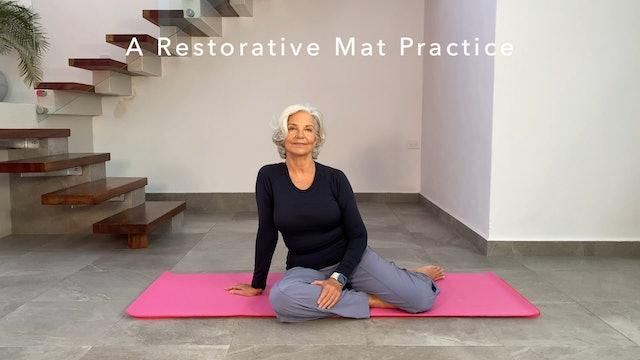 A Restorative Mat Practice