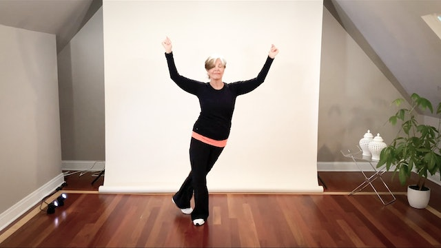 BeMoved® Back-Up Singer Moves | Express Level Two with Sherry
