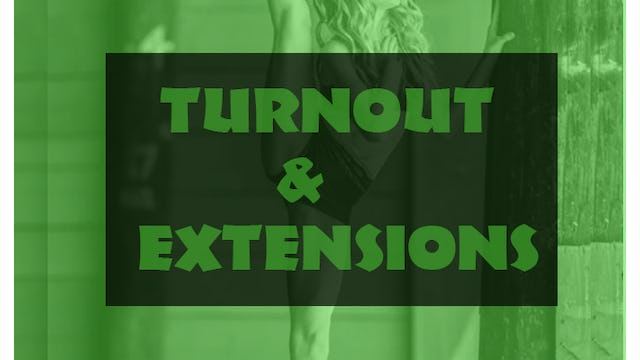 Turnout & extensions