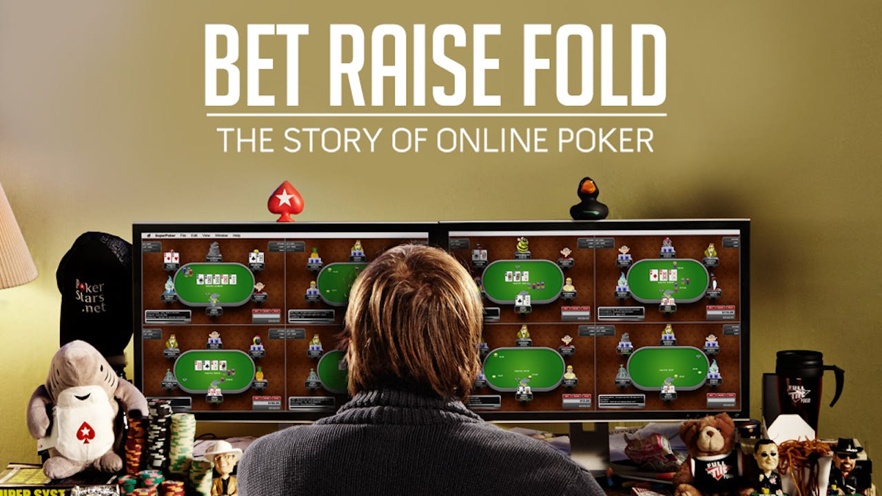 BET RAISE FOLD Digital Movie (Special Edition)