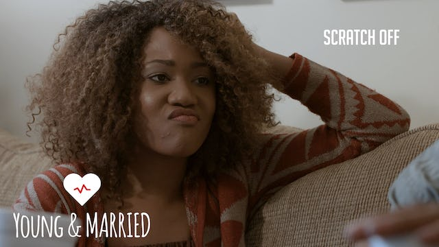 """Young & Married """"Scratch Off"""" Teaser"""