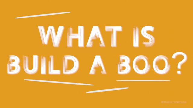 What is Build A Boo?