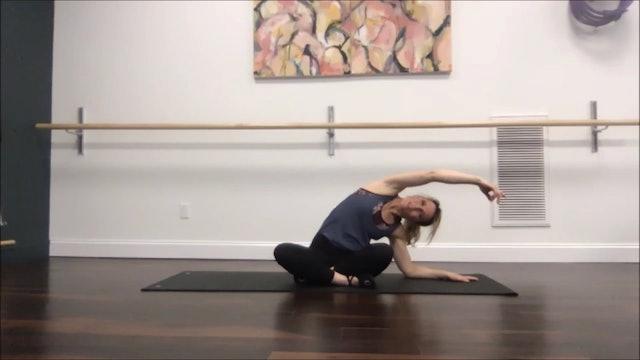 Pilates Mat - 40 min - 04/13/2020