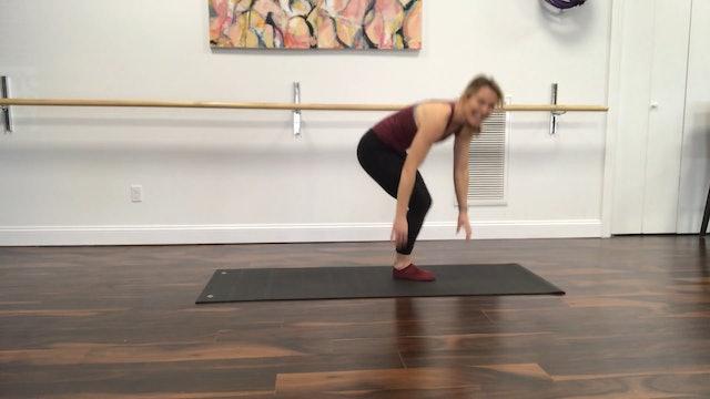 Pilates Mat - 40 min - 04/06/2020