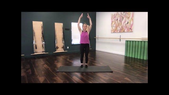 BeyondFit Workout - 50 min - 03/16/2020