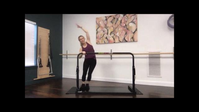 BeyondBarre Cardio Skate - 26 min - 04/08/2020