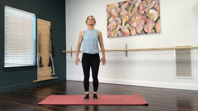Pilates Mat - 45 min - 05/20/2020
