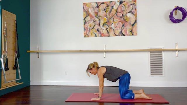 Pilates Mat - 24 min - 06/17/2020