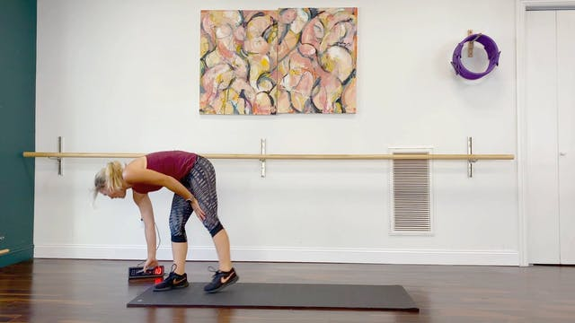 BeyondFit HIIT with Yoga Flows, Plank...