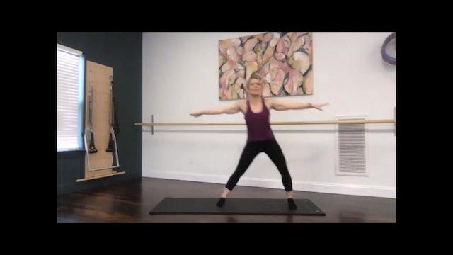 Pilates Mat - 43 min - 04/08/2020