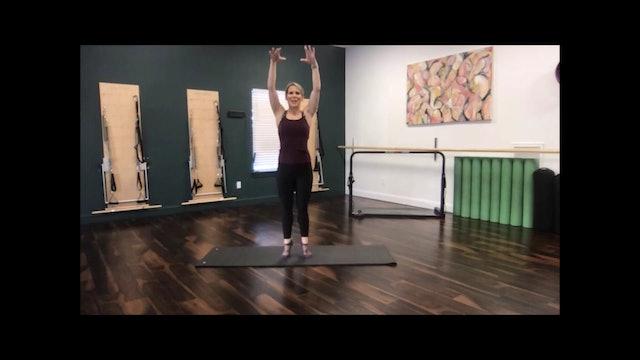 Pilates Barre Fusion - 44 min - 03/17/2020