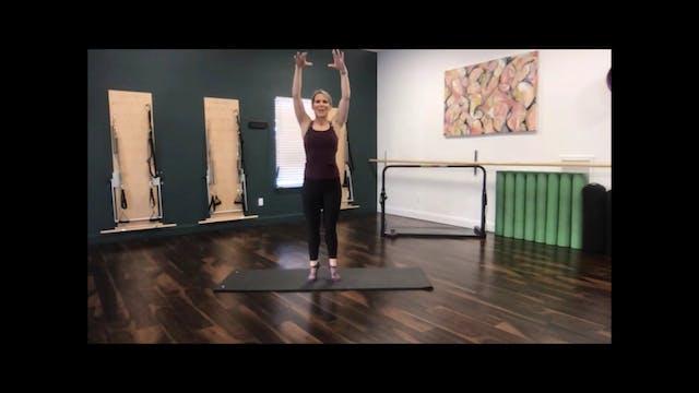 Pilates Barre Fusion - 44 min - 03/17...