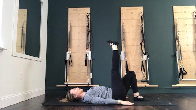 Pilates Mat - 43 min - 04/20/2020