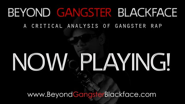 Beyond Gangster Blackface ~ Theatrica...