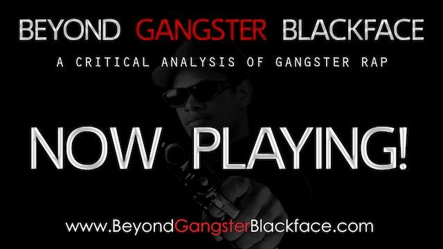 Beyond Gangster Blackface ~ Theatrica...