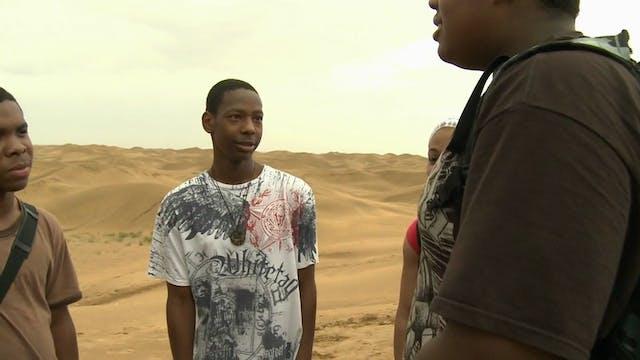 EXTRA: Deleted Scene - Gobi Desert